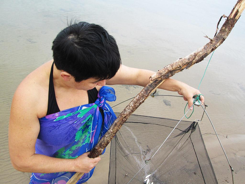 как весной ловить рыбу